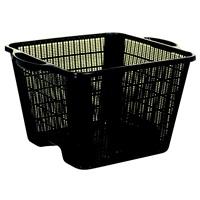 Laguna Planting Basket, Square, 29 cm (11.4 in) x 29 cm (11.4 in) x 21 cm (8.3 in)
