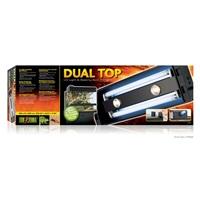 "Exo Terra Dual Top - 60 x 9 x 20 cm (23.6"" x 3.5"" x 7.8"")"