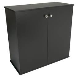 Fluval Accent Aquarium Cabinet - Black - 110 L (29 US gal)