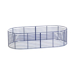 Habitrail Replacement Wire Cage for 62815, Blue