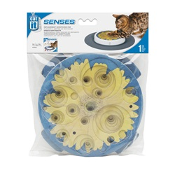 Catit Design Senses Scratch Pad Refill, Yellow Flower
