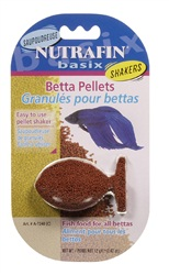 Nutrafin basix Betta Pellets 12 g (0.4 oz)