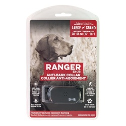 Ranger by Zeus Anti-Bark Collar - Large