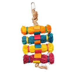 HARI Rustic Treasures Bird Toy Bundle Stack
