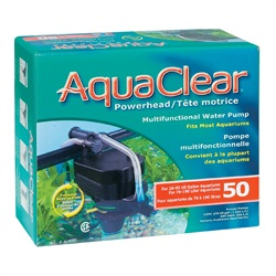 AquaClear Power Head, 189L (50 US Gal.)