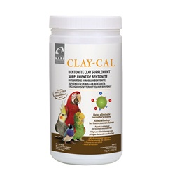 Living World Clay-Cal Calcium Enriched Clay Supplement for Birds  -     1 kg (2.2 lb)