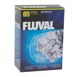 Fluval BIOMAX Bio Rings, 500 g (17.63 oz)