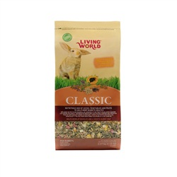 Living World Classic Food for Rabbits, 2.27 kg (5 lb)