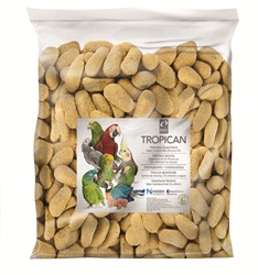 Tropican High Performance Biscuits for Parrots - 9.07 kg (20 lb)