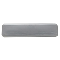 Dogit & Catit Small and Medium Voyageurs (50885 to 50896, 76605 to 76618), Replacement Side/Back Latch, Silver, Small/Medium.