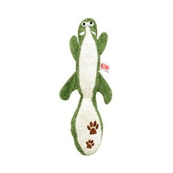 "Dogit Eco Terra Toys Natural Bamboo Fiber Dog Toy, Squirrel (25.4 cm/10"")"