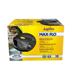 Laguna Max-Flo 960 Waterfall & Filter Pump - For ponds up to 1920 U.S. gal (7300 L)