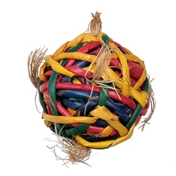 HARI Rustic Treasures Woven Ball Foot Toy for Birds