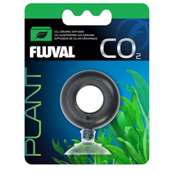 Fluval Ceramic CO2 Diffuser with Suction cup