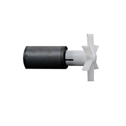 Fluval 406 Magnetic Impeller with Shaft and Rubber Bushing