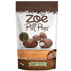 Zoe Pill Pops - Roasted Chicken with Rosemary - 150 g (5.3 oz)