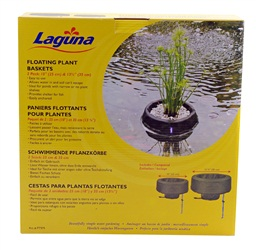 Laguna Floating Plant Basket Kit