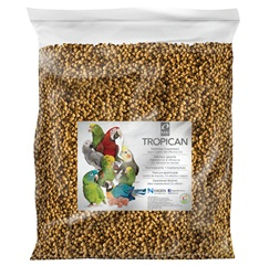 Tropican High Performance Granules for Small Parrots - 9.07 kg (20 lb)