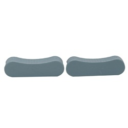 Catit Hooded Cat Pan, Replacement Gray Slider Lock Clips  (2pc) for 50702 Hooded Cat Pan