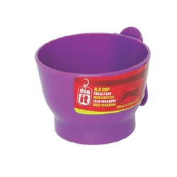 Dogit Dog H20 Portable Drinking Cup, Purple