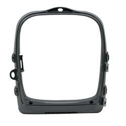 Catit Design Cabrio Carrier, Replacement Front Door Frame Assembly, Gray, for  50781 Cabrio
