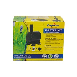Laguna Starter Kit - for container water gardens and small ponds.