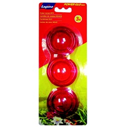 Laguna Power-Glo Mini Lens Set, red