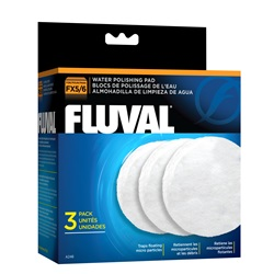 Fluval Water Polishing Pads, 3-pack