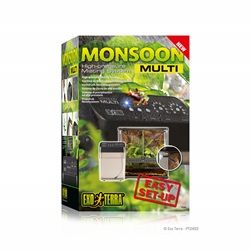 Exo Terra Monsoon Multi High Pressure Misting System