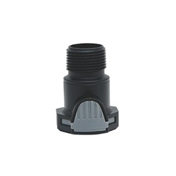 "Laguna 2.54 cm (1"") Click-Fit, 1.9 cm (3/4"") Threaded Male Fitting"