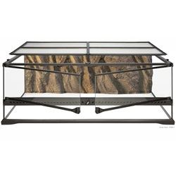 "Exo Terra Natural Terrarium - Advanced Reptile Habitat, Low 36"" x 18"" x 12"""