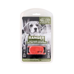 Ranger by Zeus Anti-Bark Collar - Small