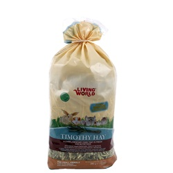Living World Timothy Hay - Medium - 280 g (10 oz)