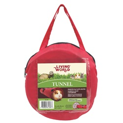 Living World Small Animal Tunnel, Medium