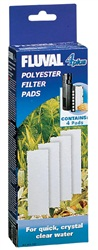 Fluval 4 Plus Polyester Pads,