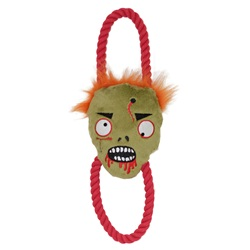 "Zeus Zombies – Frankie with squeaker - 40 cm (16"")"