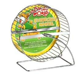"Living World Small Animal Exercise Wheel Medium 17.5 cm (7"")"