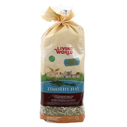 Living World Timothy Hay - Large - 560 g (20 oz)