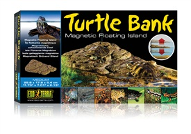 "Exo Terra Turtle Bank - Medium - 29.8 x 17.8 x 5.4 cm (11.73"" x 7.01"" x 2.13"")"