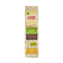 Living World Aspen Shavings 10 L (600 cu in)