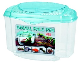 Living World Small Pals Pen Small, 1.84 L (0.5 US gal)