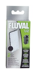 "FLUVAL ""U2"" Poly/Carbon Cartridge, 2 Pack"