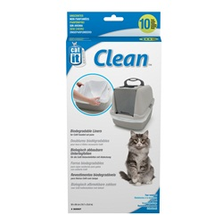 Catit Liners for Regular Cat Pan 10p - Unscented