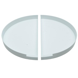Living World Replacement Tray, White