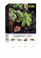 "Exo Terra Habitat Kit Rainforest - Small - 30 x 30 x 45 cm (12"" x 12"" x 18"")"