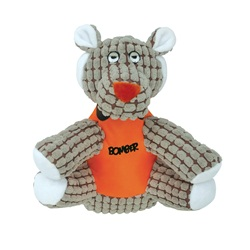 Bomber by Zeus Special Forces Team Dog Toy - Axel the Tiger - Large - 23 cm (9 in)