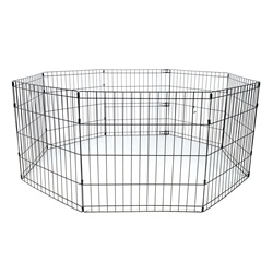 Dogit Outdoor Playpen - Large - 60 x 91 cm (23.6 x 35.8 in)