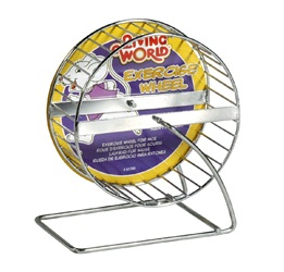 "Living World Small Animal Exercise Wheel Small 12.5 cm (5"")"