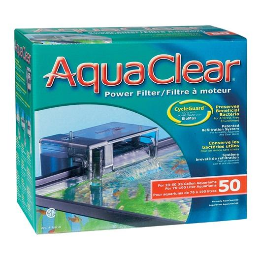 Aquaclear A610 Filtro AQ 50 Power