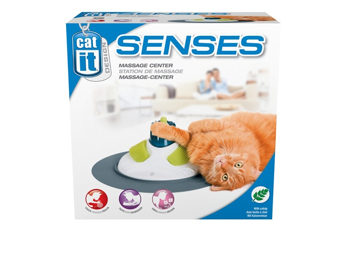 50720 Catit Design Senses Massage Center